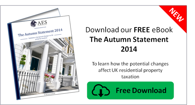 The Autumn Statement 2014