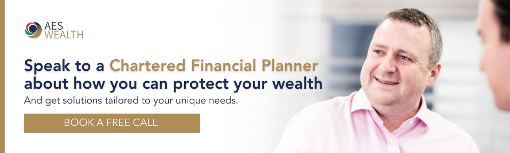 Book a call with a Chartered Financial Planner to get tailored solutions