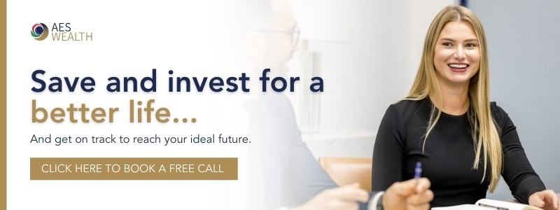 Save and invest for a better life