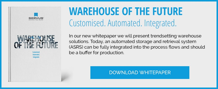 Whitepaper - Warehouse of the future