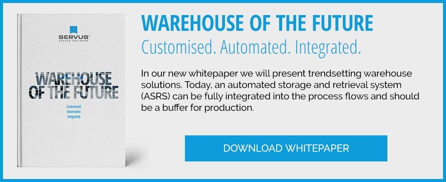 Whitepaper - Warehouse of the future