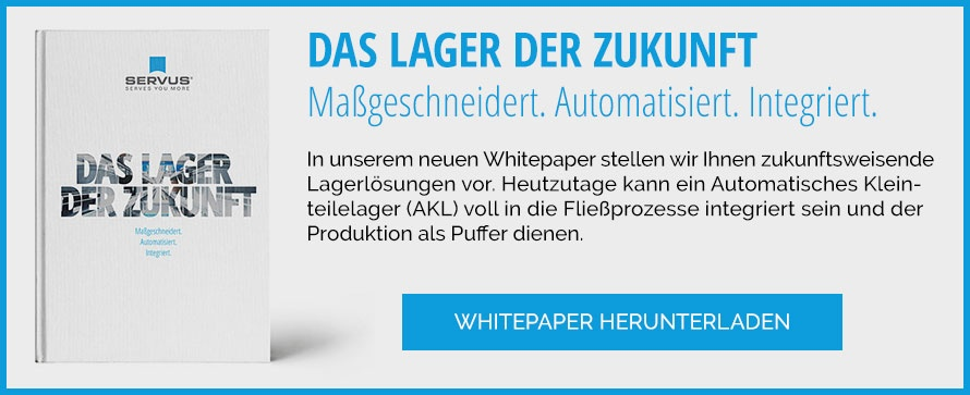 Whitepaper Lean Logistik - Intralogistik