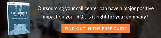 Call Centers and ROI: What's the Impact?