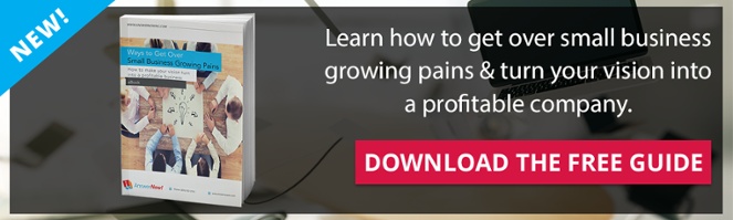 small business growing pain eBook