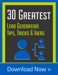 30 Greatest Lead Genereation Tips, Tricks, and Ideas Free eBook