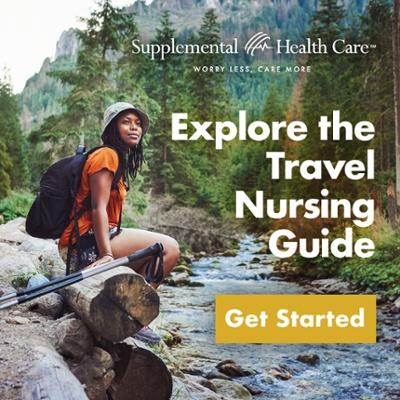 Travel Nursing Guide hiking nurse