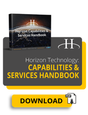horizon technology capabilities & services - download here
