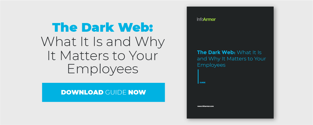Learn about the dark web