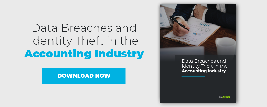 Data breaches and identity theft in the accounting industry