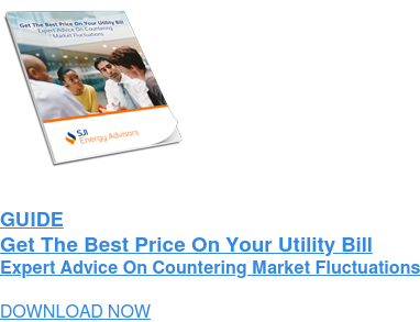 GUIDE  Get The Best Price On Your Utility Bill  Expert Advice On Countering Market Fluctuations DOWNLOAD NOW