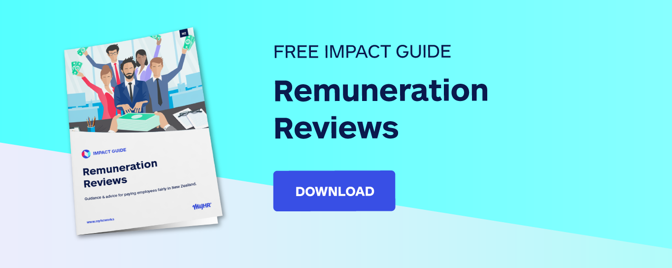 Free impact guide: Remuneration reviews