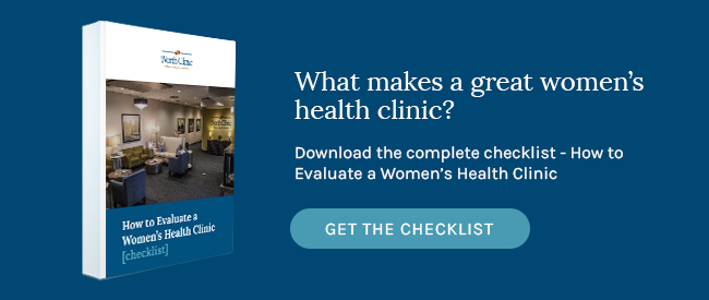 Find out what factors to consider when choosing your women's health clinic. Download the complete checklist - How to evaluate a women's health clinic