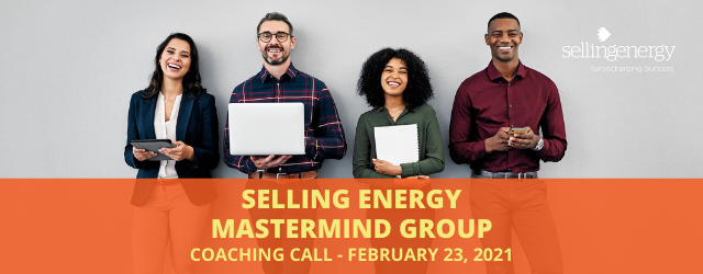 The next coaching call is on Tuesday, Feb. 23rd. RVSP Today!