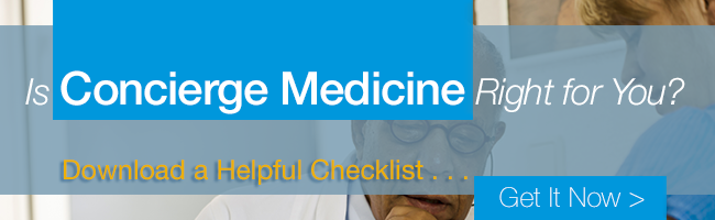concierge medicine checklist