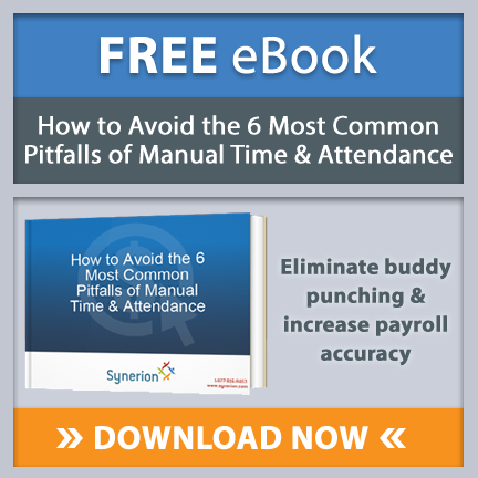 How to Avoid the 6 Most Common Pitfalls of Manual Time & Attendance