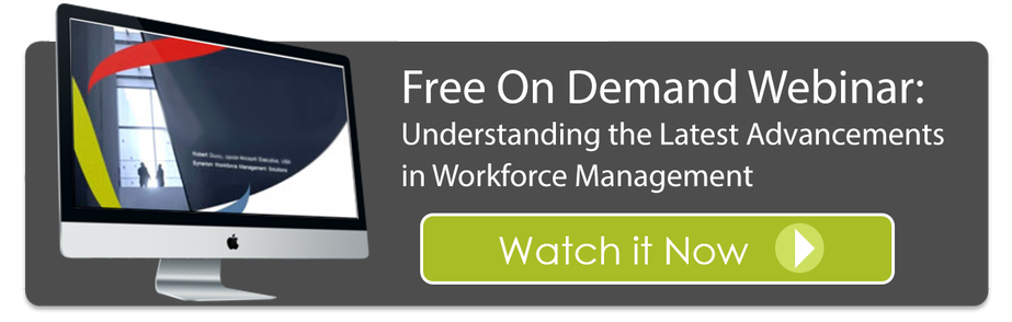 Watch a Free Workforce Management Webinar On Demand