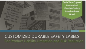 Customized Durable Safety Labels eBook by McLoone