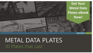 durable industrial data plates communicate critical information - ebook by McLoone
