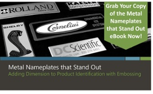Metal Nameplates that Stand Out eBook