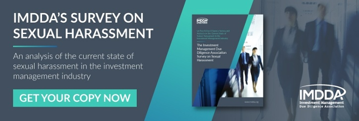 Download IMDDA's Sexual Harassment and Due Diligence Survey Report
