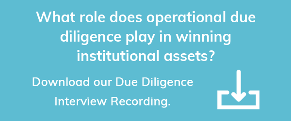View our Due Diligence Interview Recording