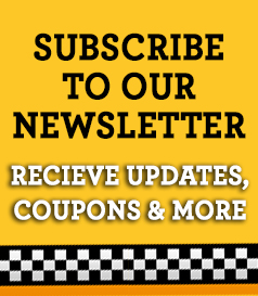 Subscribe to receive updates, coupons, and more!