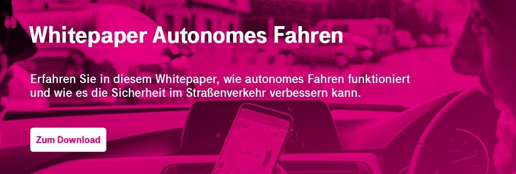 Whitepaper Autonomes Fahren