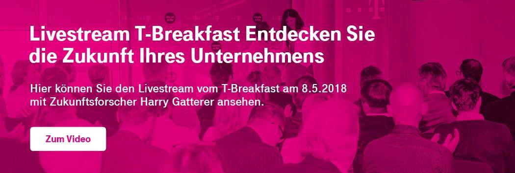 T-Breakfast Livestream