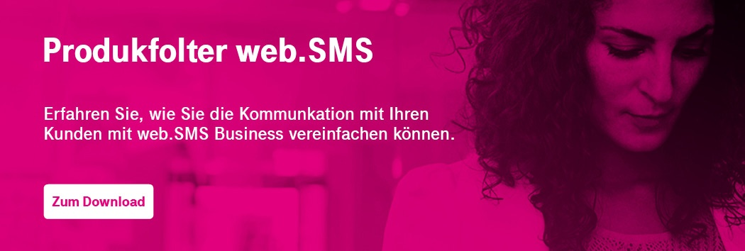 web.SMS Business