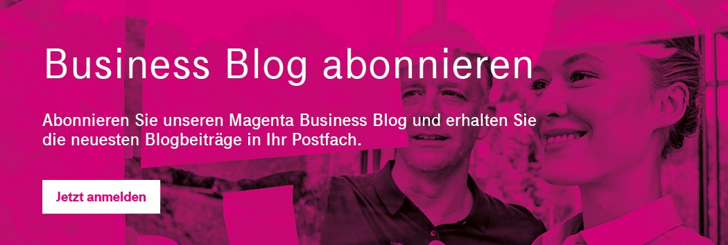 Business Blog abonnieren