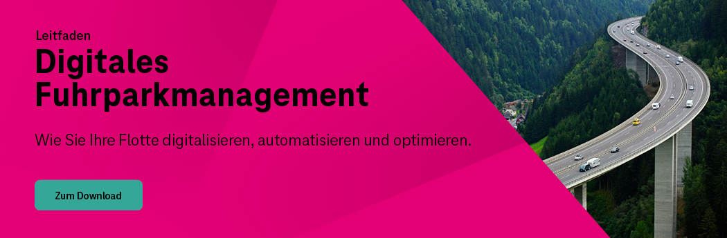 Leitfaden Digitales Fuhrparkmanagement
