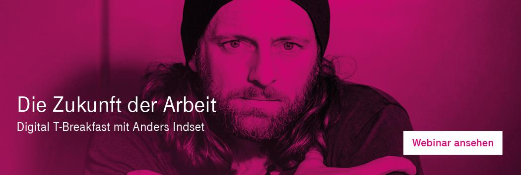 Digital T-Breakfast Anders Indset