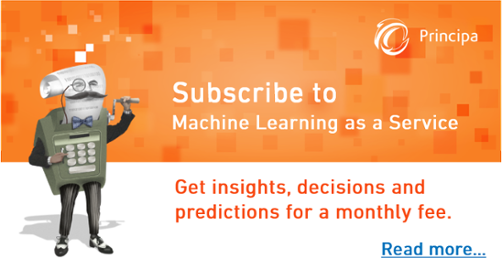 Subscribe to Machine Learning as a Service