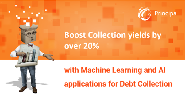 Boost Collection yields with Machine Learning applications as a service