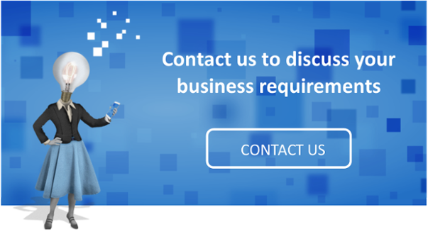 Contact Us to Discuss Your Business Requirements