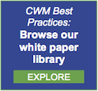 CWM Best Practices: Browse our white paper library