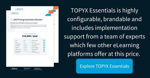 Explore TOPYX Essentials