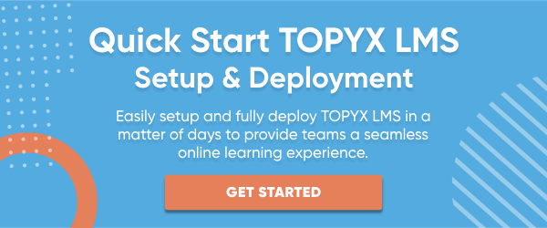 Quick Start TOPYX LMS