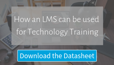 Technology Training with an LMS