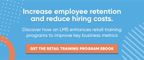 Read the Retail Training Programs eBook