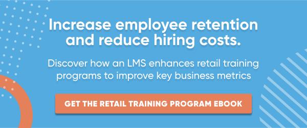 Read the Retail Training Programs eBook