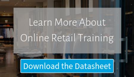 online retail training