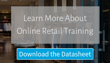 online retail training