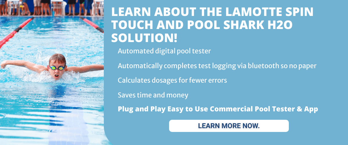 Digital Pool Tester Guide