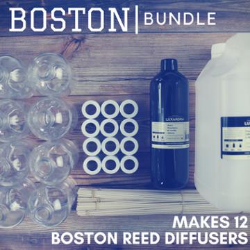 Boston Reed Diffuser Bundle