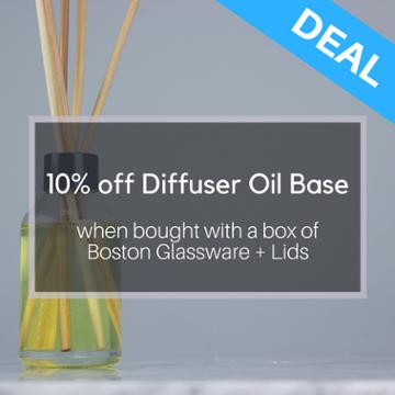 diffuser base oil deal