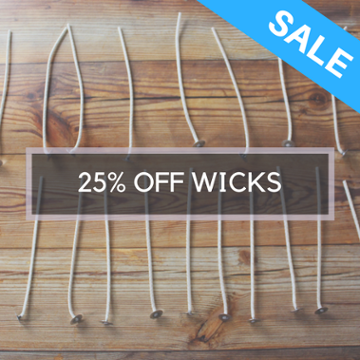 candle wick sale