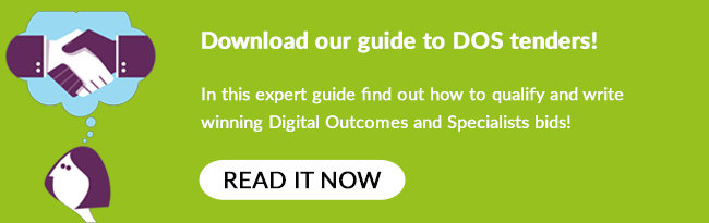 Download our guide to DOS tenders¬