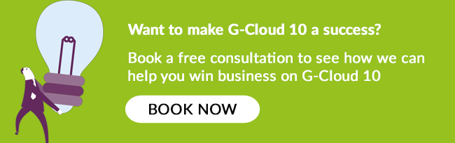 Download our Setting a G-Cloud Sales & Marketing strategy