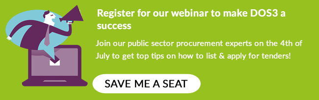 Register for our Digital Outcomes and Specialists webinar!